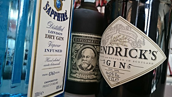 The Drinks List - seven gins make the top 100 - Oasis ...
