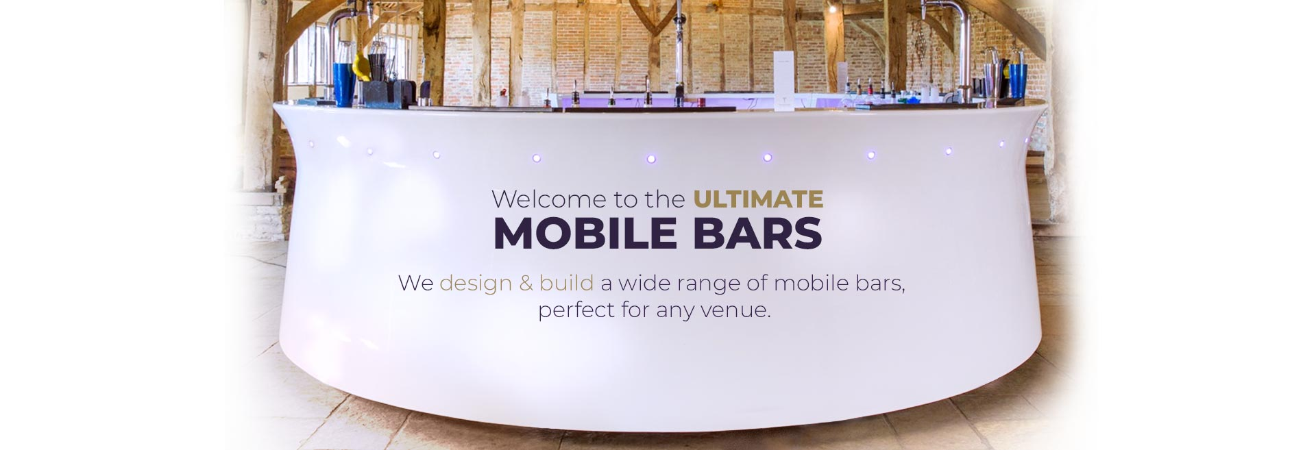 Ultimate Mobile Bars