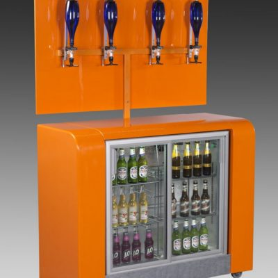 Orange Back Bar