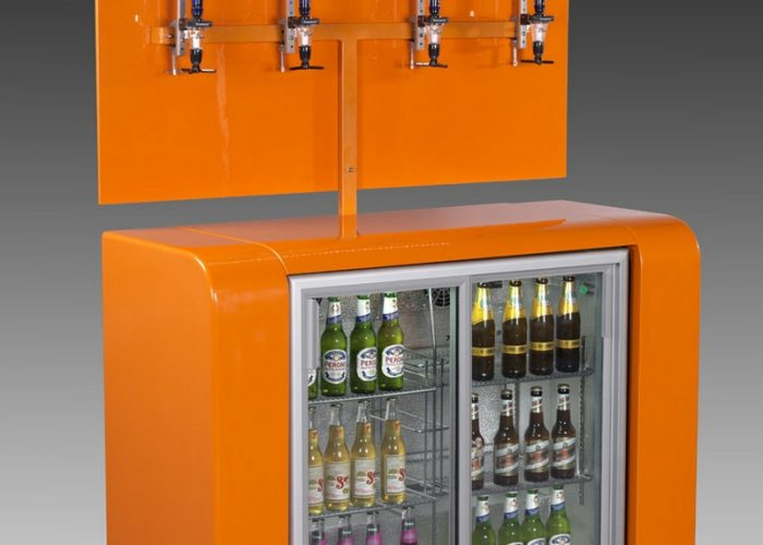 Orange Back Bar