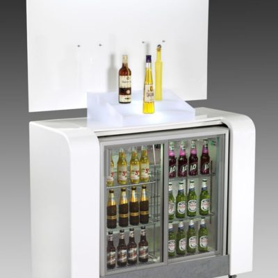 Portable Back Bar Unit