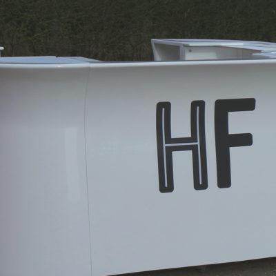 Hotel Football Bar Front