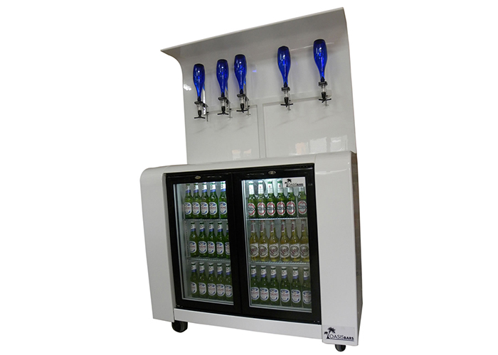 Oasis-Portable Back-Bar