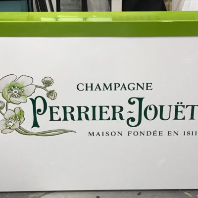 Perrier-Jouet Champagne bar 2016