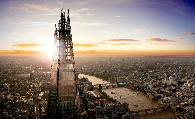 The Shard turns to Oasis to create a bar with a view - Oasis Mobile Bars