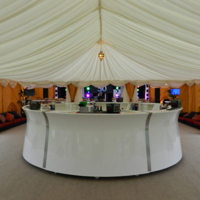 White-circular-bar-at-F1-British-Grand-Prix-2013