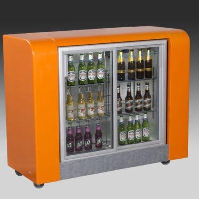 single-orange-portable-back-bar