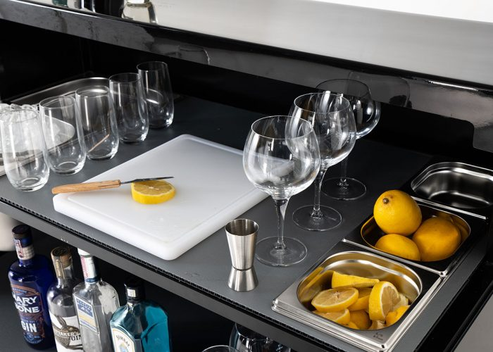 All-in-one Gin Bar