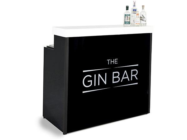Outdoor Gin Bar