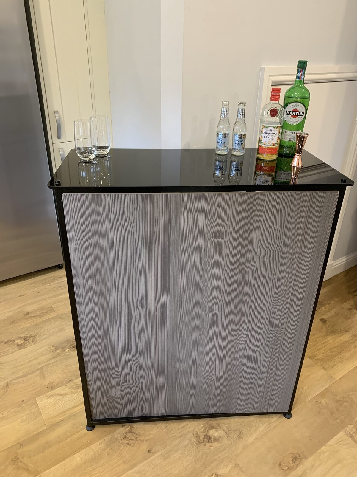 Home Bar in Ash Grey