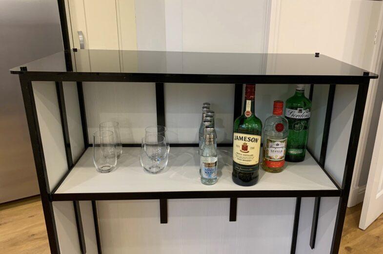 Home Bar, rear view